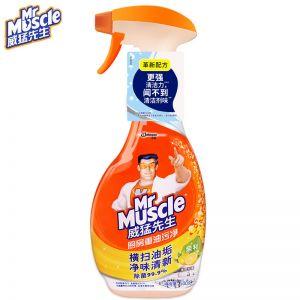 威猛先生(Mr.Muscle) 厨房重油污净清洁剂  500g